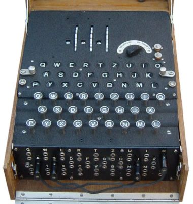 Essay topics about the enigma machines